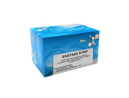 Paskowy test narkotykowy do wykrywania Ekstazy, BioLine Ekstaza Strip - test paskowy, czułość 1000 ng/ml